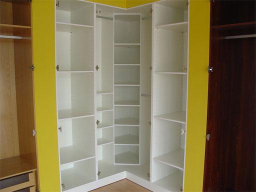 fabricacin y venta de armarios a medida armarios empotrados roperos vestidores - Armarios Esquineros